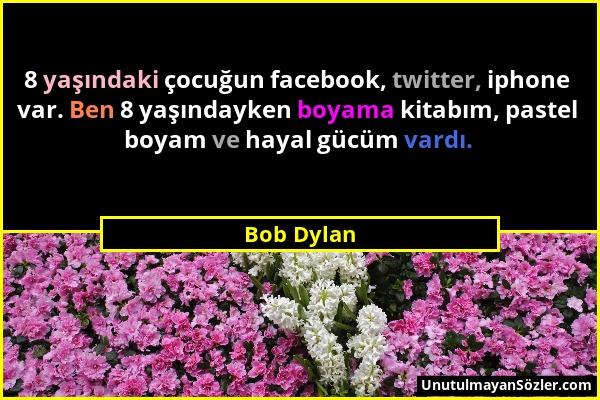 Bob Dylan Sözü 1