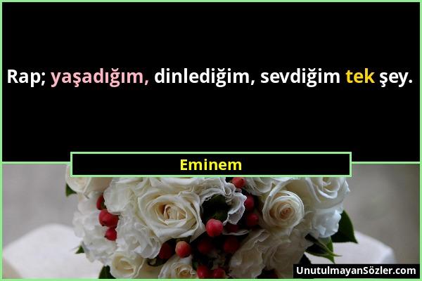 Eminem Sözü 17