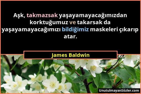 James Baldwin Sözü 1