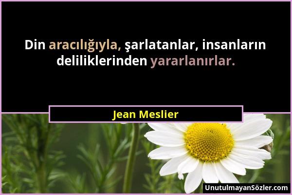 Jean Meslier Sözü 2