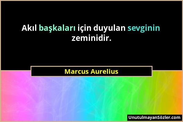 Marcus Aurelius Sözü 1