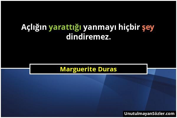 Marguerite Duras Sözü 1