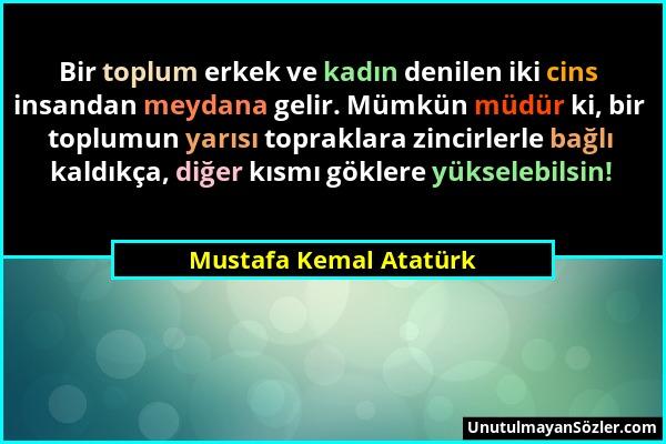 Mustafa Kemal Atatürk Sözü 25