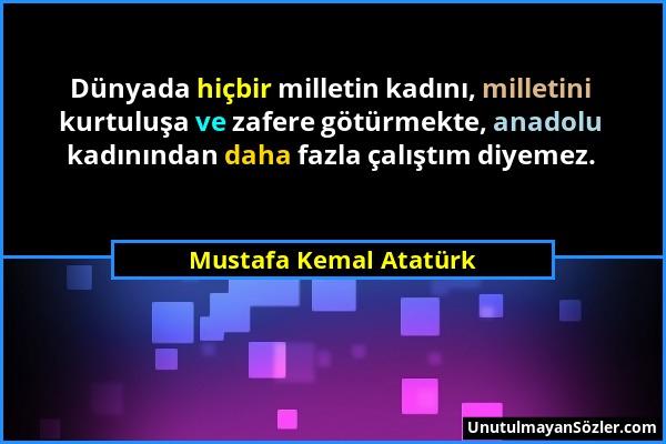 Mustafa Kemal Atatürk Sözü 58