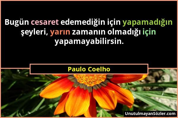 Paulo Coelho Sözü 37