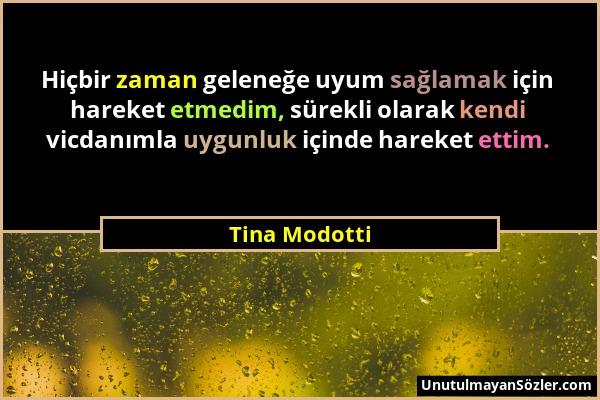Tina Modotti Sözü 1