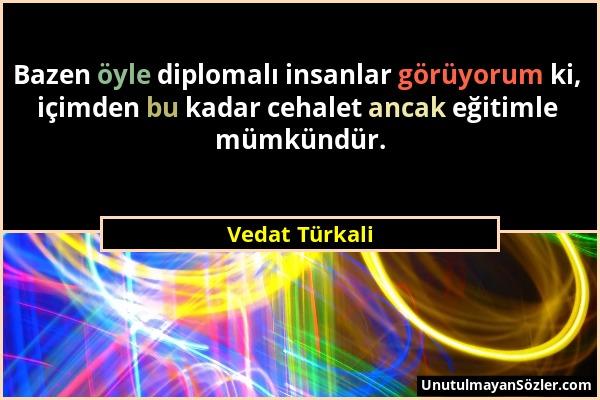 Vedat Türkali Sözü 1