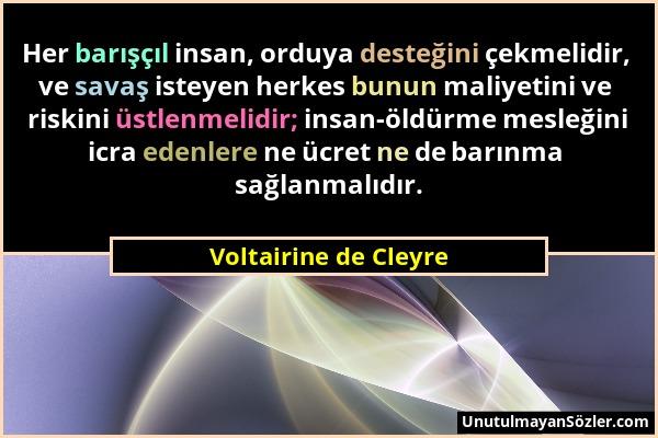 Voltairine de Cleyre Sözü 1